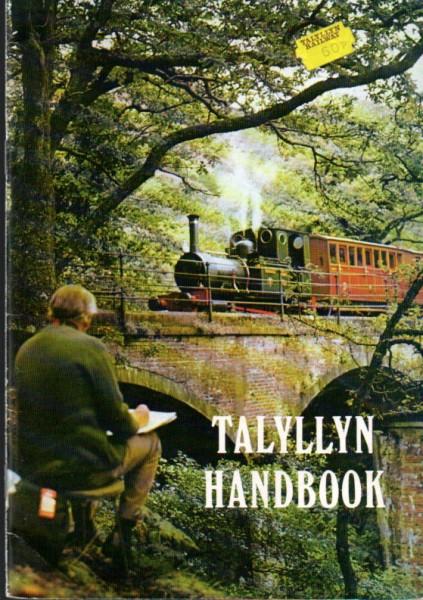 Kom: Talyllyn Handbook