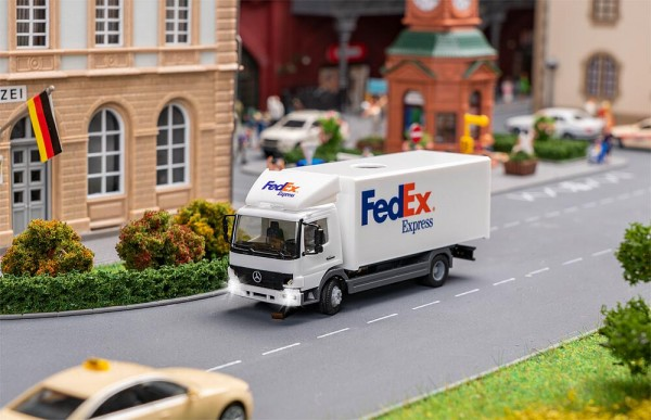 H0 CS-MB Atego 'FedEx' Digital 3.0 NH2020(04)