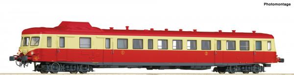 H0 Dieseltriebzug BR X2800 SNCF Ep.4 rot/beige SOUND