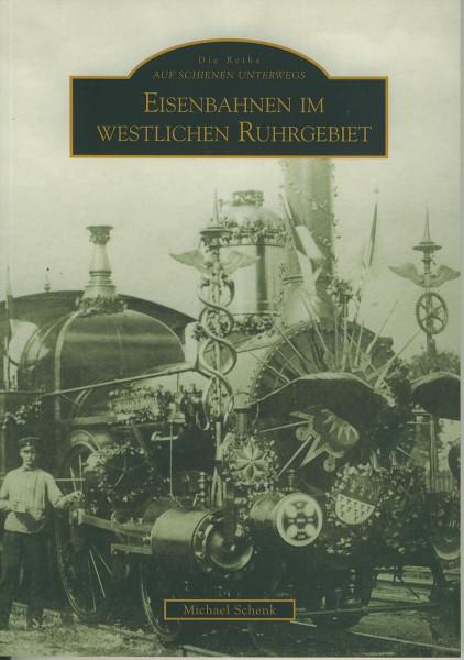 Buch Eisenbahnen im westlichen Ruhrgebiet