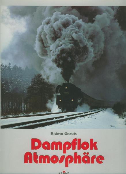 Buch Dampflok Atmosphäre