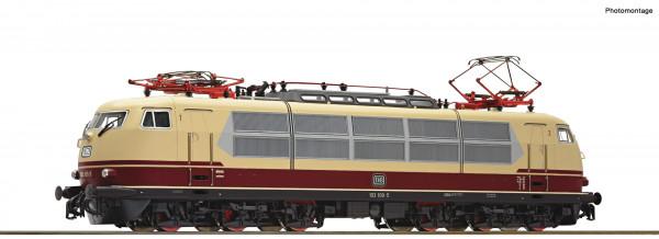 H0 Ellok BR 103.109 DB Ep.IV WS-SOUND
