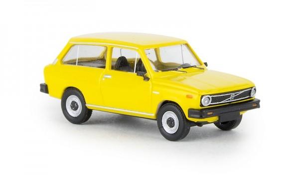 87 Volvo 66 Kombi gelb NH2020(I)
