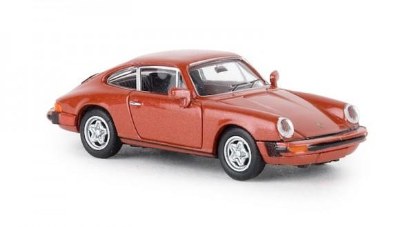 87 Porsche 911 G targa, metallic-rosa, TD NH02/20