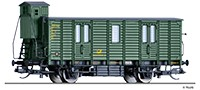 TT Bahnpostwagen Deutschen-Bundespost Ep.III