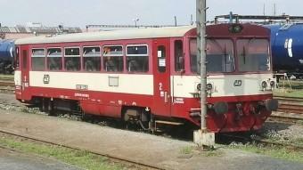 TT Triebwagen BR810 (ex M152) CD-5 rot