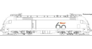 H0 E-Lok Rh 1116, ÖBB, Ep.6, AC SOUND