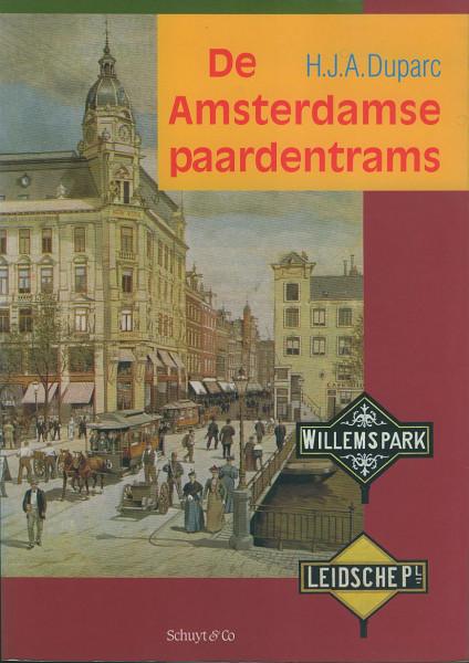 Buch De Amsterdamse Paardentrams