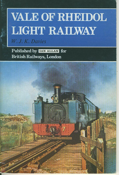 Kom: Vale of Rheidol Light Railway