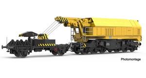 H0 Digital-Eisenbahndrehkran EDK 750, DB, Ep.4-5, DCC SOUND