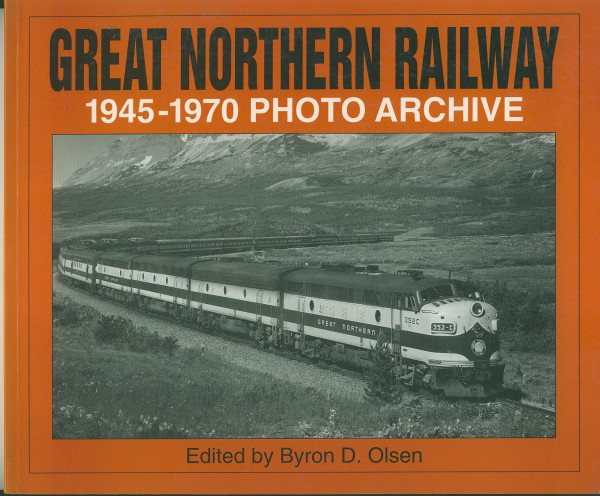 Buch Great Northern Railway 1945-1970