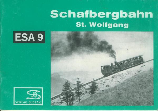 Buch Schafbergbahn - St.Wolfgang
