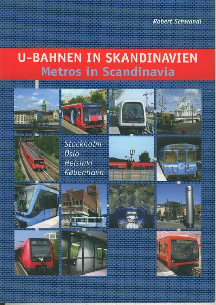 Buch U-Bahnen in Skandinavien - Stockholm, Oslo, Helsinki, Kobenhavn