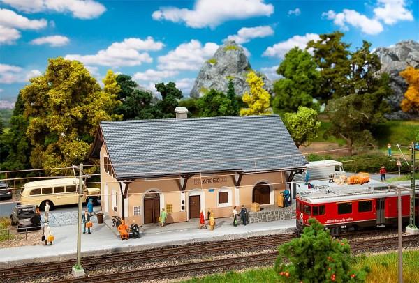 H0 Bahnhof 'Ardez'