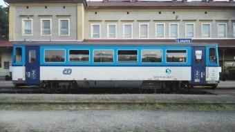 TT Beiwagen zu BR810 CD-5 blau