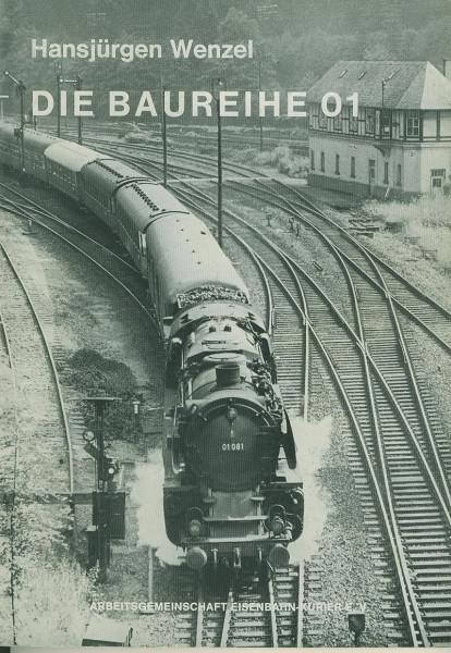 Buch Die Baureihe 01