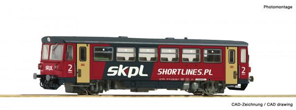 H0 Dieseltriebwagen Rh 810 SKPL Ep.6