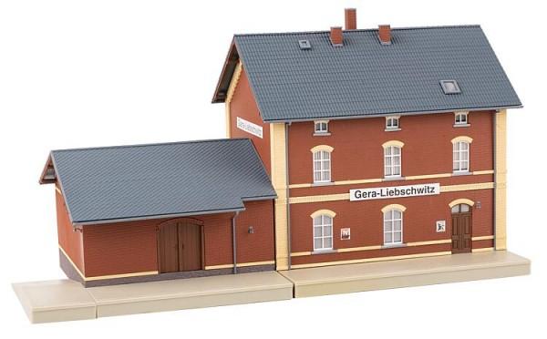 H0 Bahnhof 'Gera-Liebschwitz'