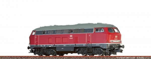 N Diesellok V160 DB, III, SOUND