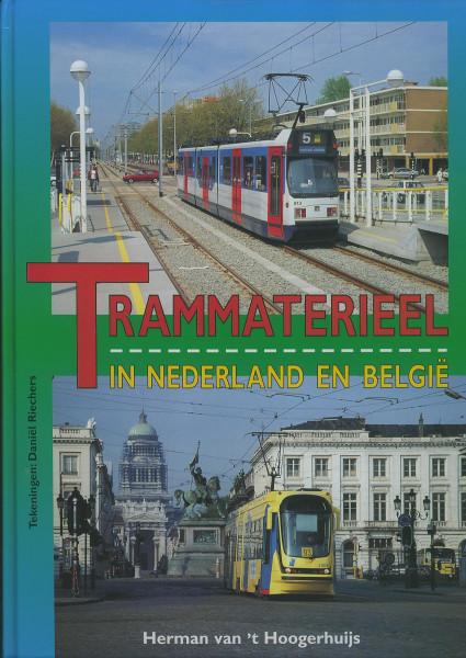 Buch Trammaterieel in Nederland en Belgie