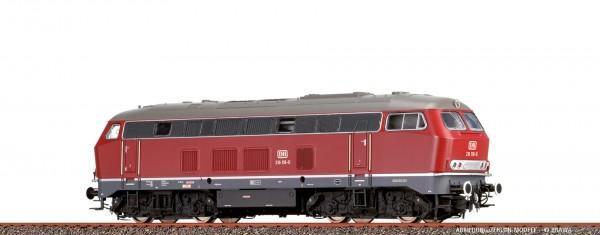 H0 Diesellok 216 DB, IV, DC ANALOG