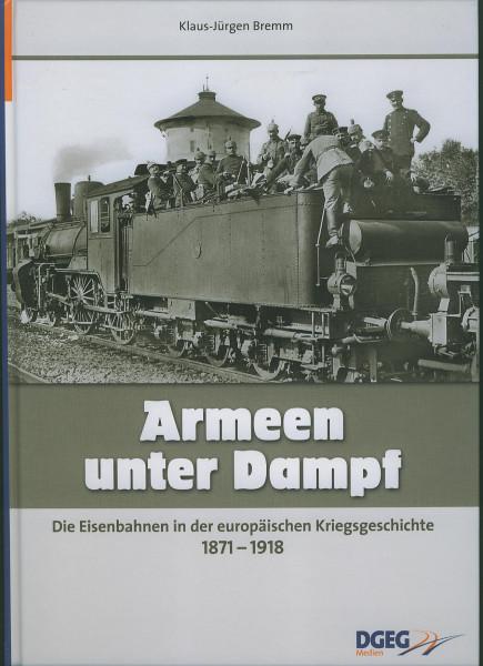 Buch Armeen unter Dampf 1871-1918