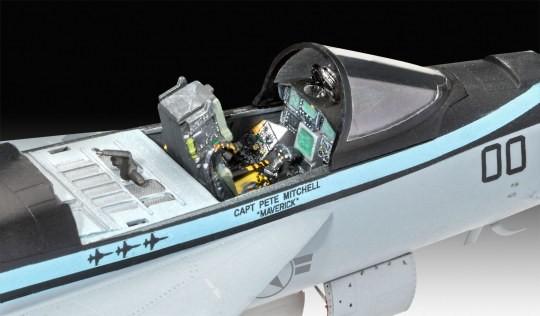 """F/A-18E Super Hornet """"Top Gun"""