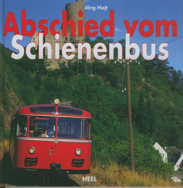 Buch Abschied vom Schienenbus
