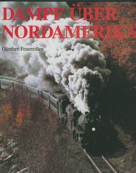 Buch Dampf über Nordamerika
