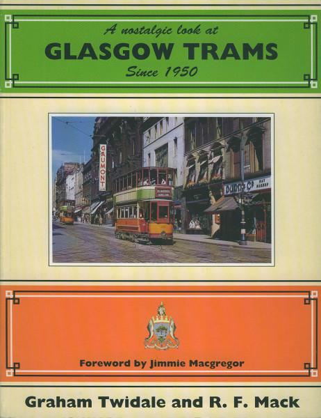 Buch A nostalgic look at Glasgow Trams