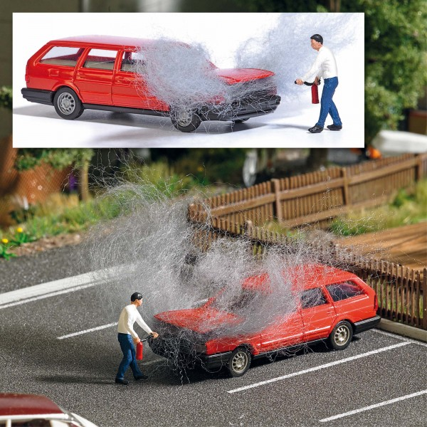 87 Action-Set: Motorbrand