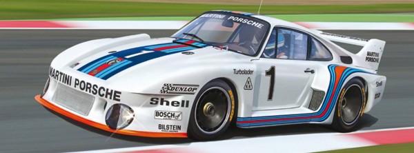 Rennwagen BausatzPorsche 935 Baby'Martini Racing'
