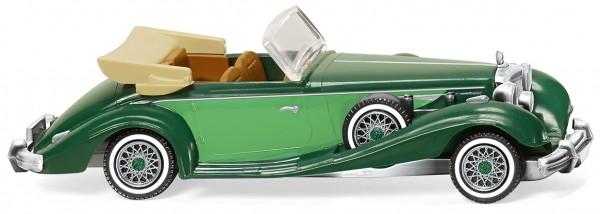 87 MB 540K/Cabrio offen, Bicolor grün FNH02/20