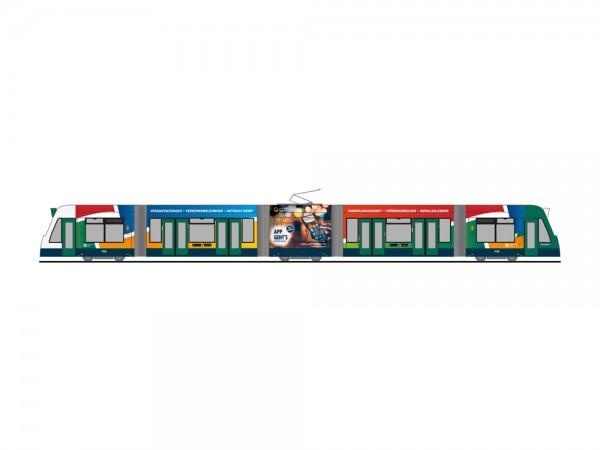 87 Strab Siemens-Combino 'STW-Potsdam' NH05/2020