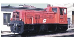 H0 Diesellokomotive Rh 2062, ÖBB, Ep.4, DCC SOUND