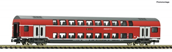 N Doppelstockwagen 2. Klasse DB-Regio Ep.6 verkehrsrot