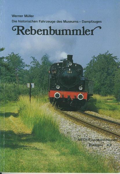 Buch Rebenbummler - Die historischen Fahrzeuge