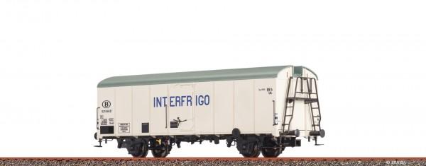 H0 Kühlwagen UIC SNCB, III, Interfrigo