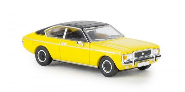 87 Ford Granada Coupé, gelb von PCX NH2020(I)
