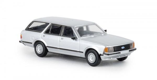 87 Ford Granada II Turnier, silber, TD NH2020(I)