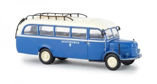 """87 Steyr 380 """"Austrobus"""" von Starline (A) NH02/20"""""""