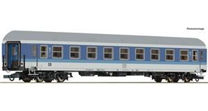 H0 Schnellzugwagen 2. Klasse 'Y/B 70', DR, Ep.4-5, DC