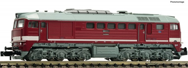 N Diesellokomotive BR 120 DR Ep.4 ANALOG
