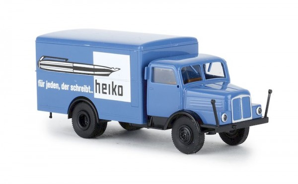 """87 IFA S 4000-1 Koffer """"Heiko Füller"""""""""""""""" NH02/20"""""""