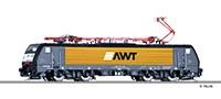 TT Ellok BR 189 MRCE/AWT (CZ) Ep.VI NH2020