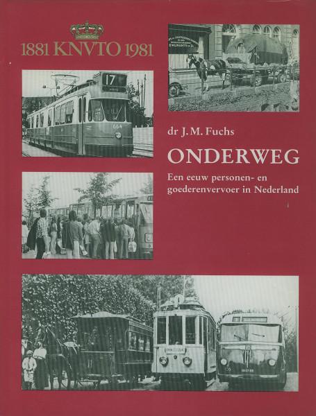 Buch Onderweg - 1881 KNVTO 1981