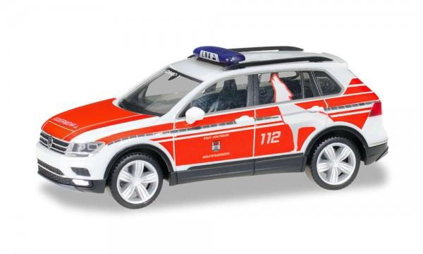 87 VW Tiguan Notarzt 'FW-Wolfsburg' NH2020(05)