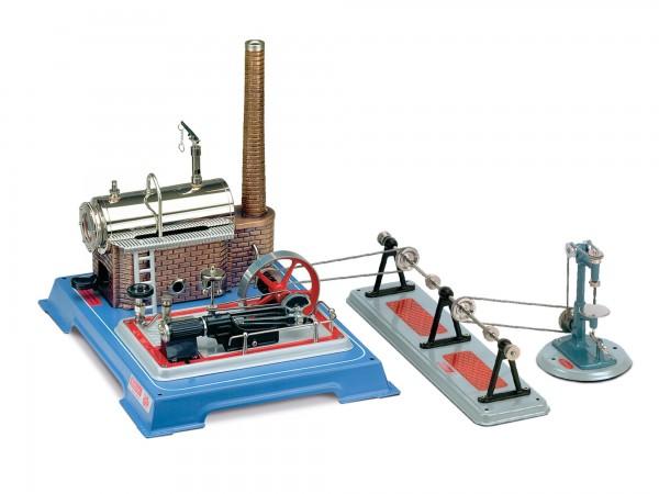 Dampfmaschine. Sparpaket