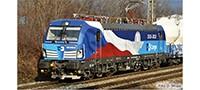 TT Ellok BR 383.009 '100 Jahre Tschechien' CD-Cargo Ep.VI NH2020
