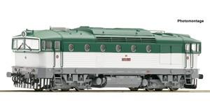 H0 Diesellokomotive T 478.3, CSD, Ep.4, DCC SOUND